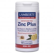 Zinc Plus Lozenges