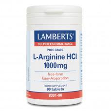 L-Arginine HCI 1000mg