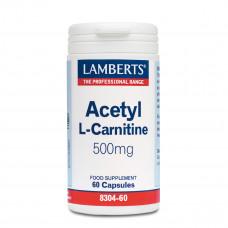 Acetyl L Carnitine των 500mg