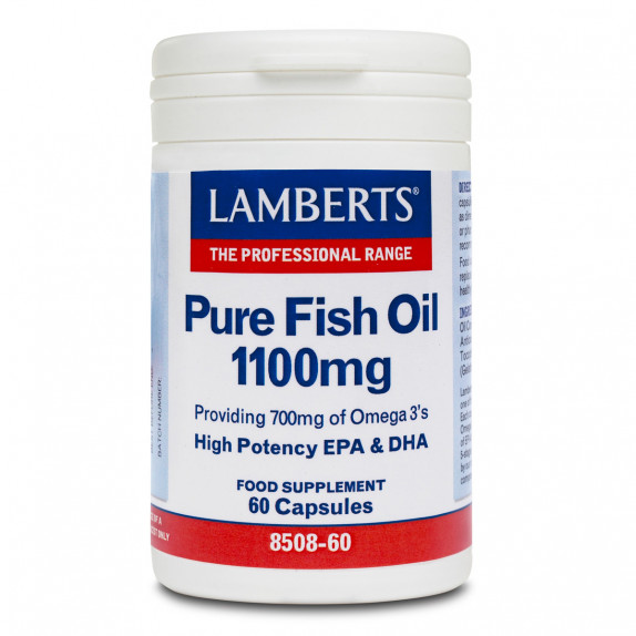 Pure Fish Oil 1100mg - 60