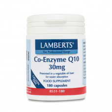 Co-Enzyme Q10 30mg - 180