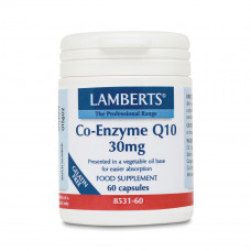 Co-Enzyme Q10 30mg - 60