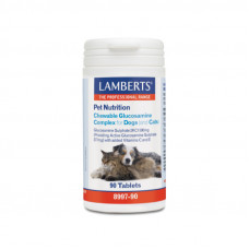 Chewable Glucosamine Complex for Dogs (& Cats)